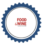 food and wine award