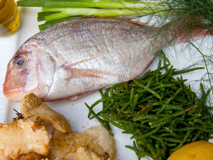 Sea Bream Recipe Ireland