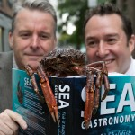 SEA GASTRONOMY Dublin book launch