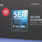 SEA GASTRONOMY WINS BEST SEAFOOD BOOK IN THE WORLD!